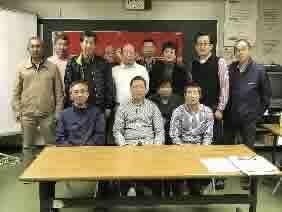 銚子支部大会 伊藤新支部長を選出 — 顔ぶれも増え、賑やかに OB会懇談会開催