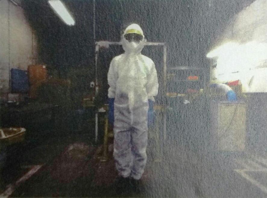 有害物質作業の安全対策実施かちとる―幕張事業所-7/27JR千葉支社・7/28CTS団体交渉