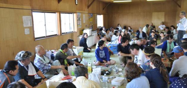 潮干狩り大会 150名で盛況に開催!