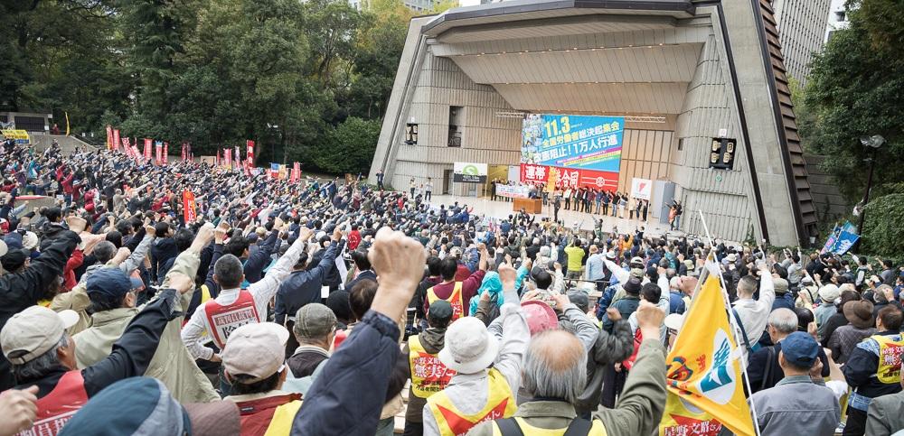 速報 11.3全国労働者集会